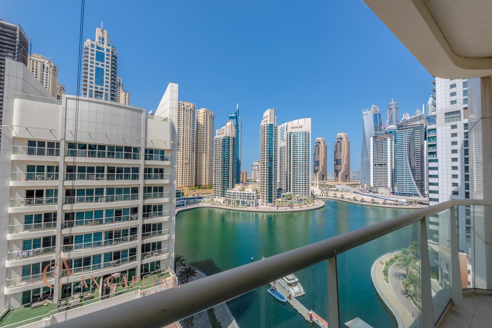 Marina View | Balcony | Fully Furnished