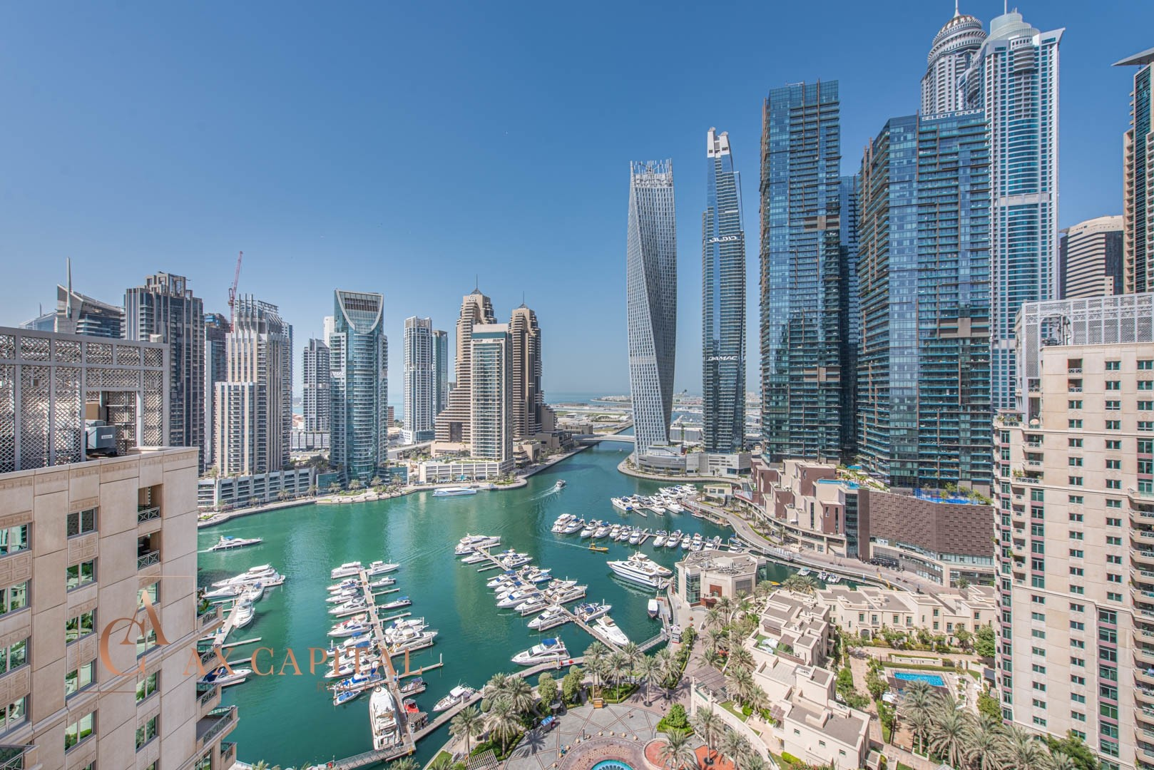 Dubai Marina View | Spacious | Unfurnished
