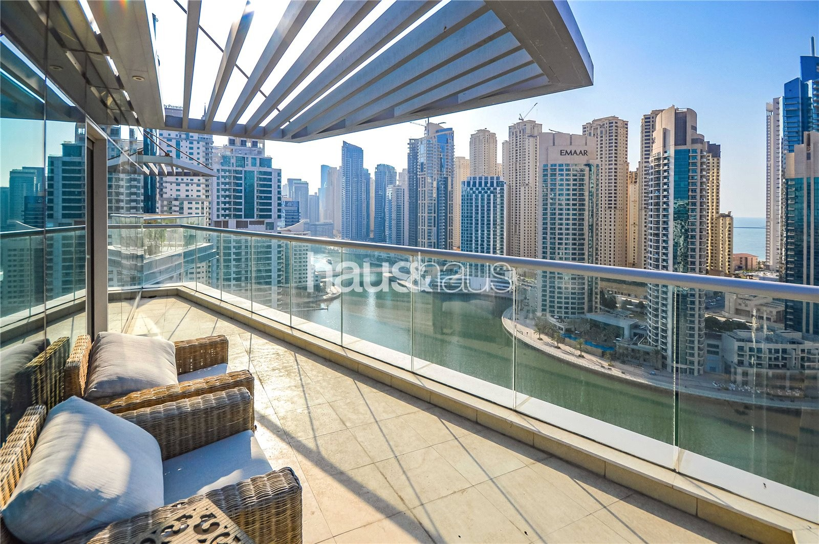 Available Now | Beautiful Marina View | Modern