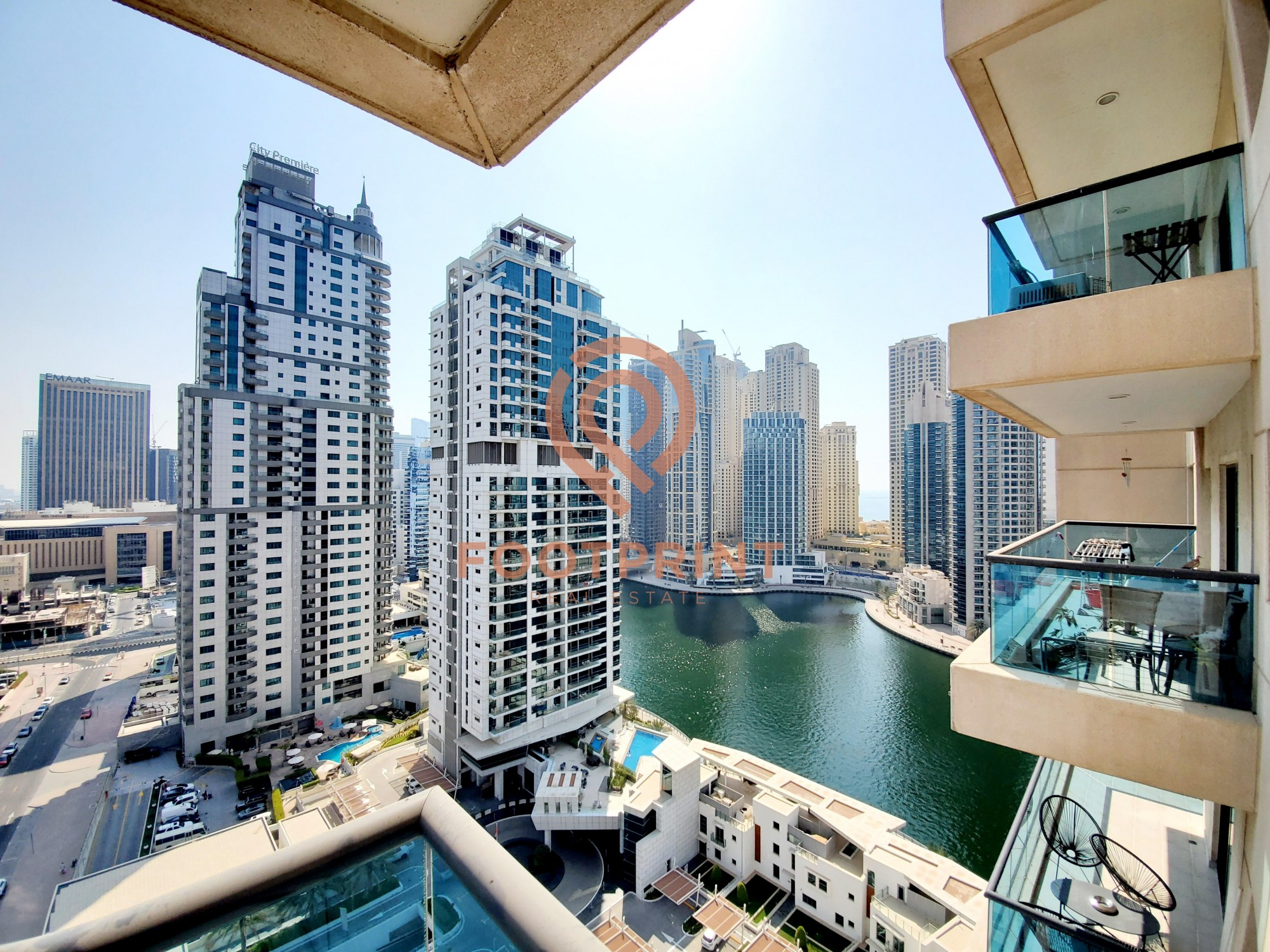 Marina View 1 bedroom, Time Place, Chiller Free