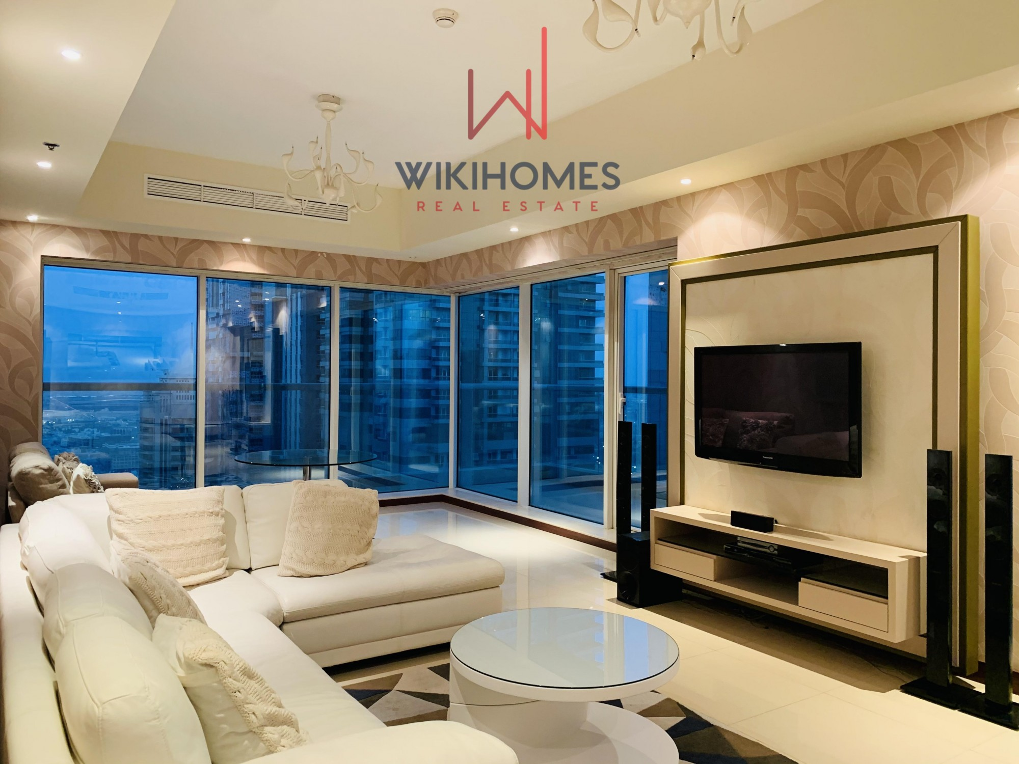 Free Chiller | Spacious Apartment | Astonishing View  | Special Price