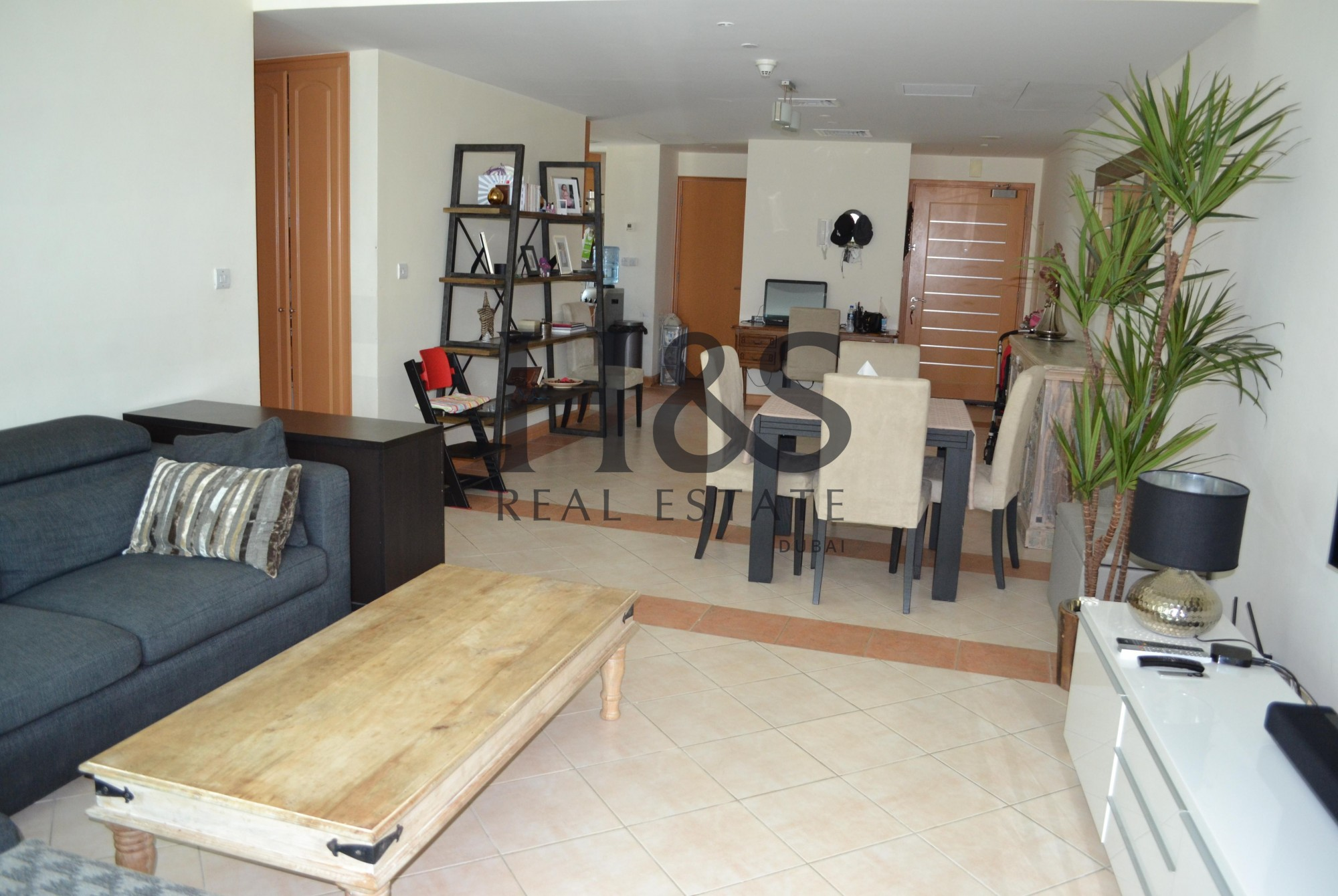 Water View   2 Bedrooms + Maid   Free AC
