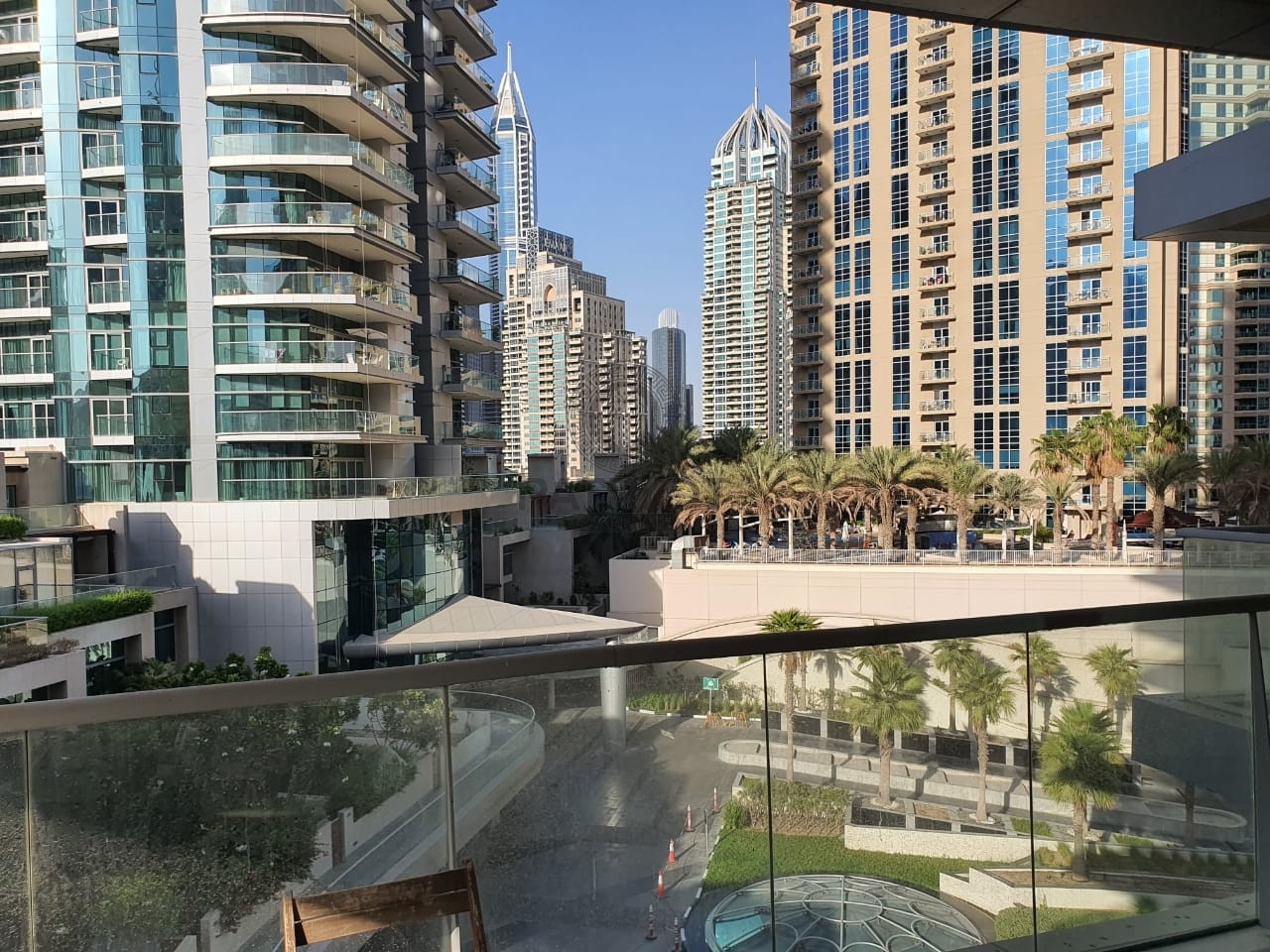 3BHK   Very Spacious With Large Balcony   Available In Marina