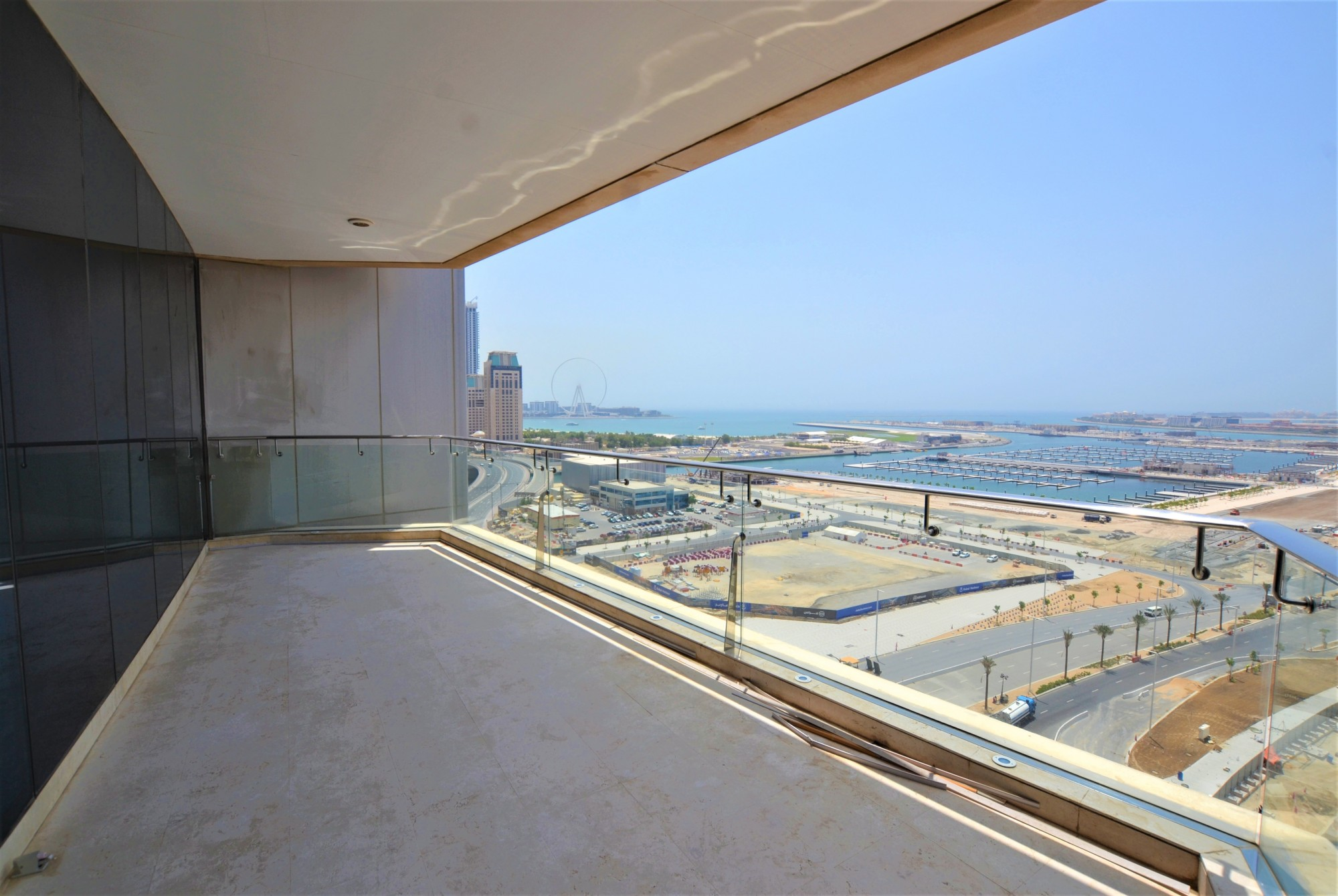 Full Sea View | Bright 4 BR | Huge Layout