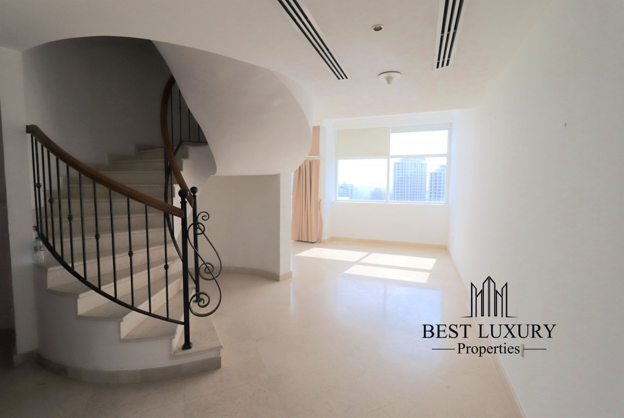 Duplex | High Floor | Marina View