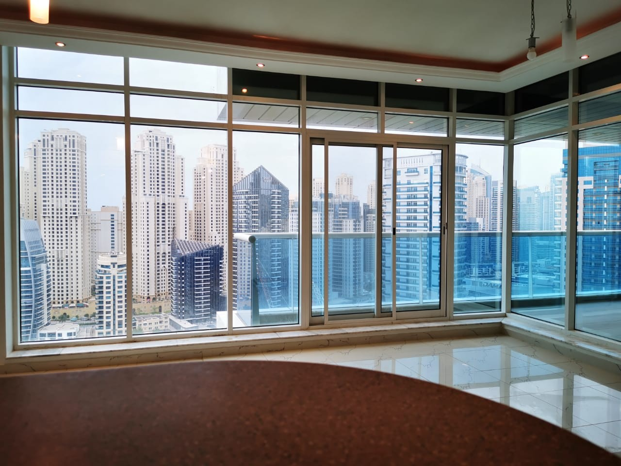 Full Marina View Large 2BR+ Maid room for Rent in Opal Marina
