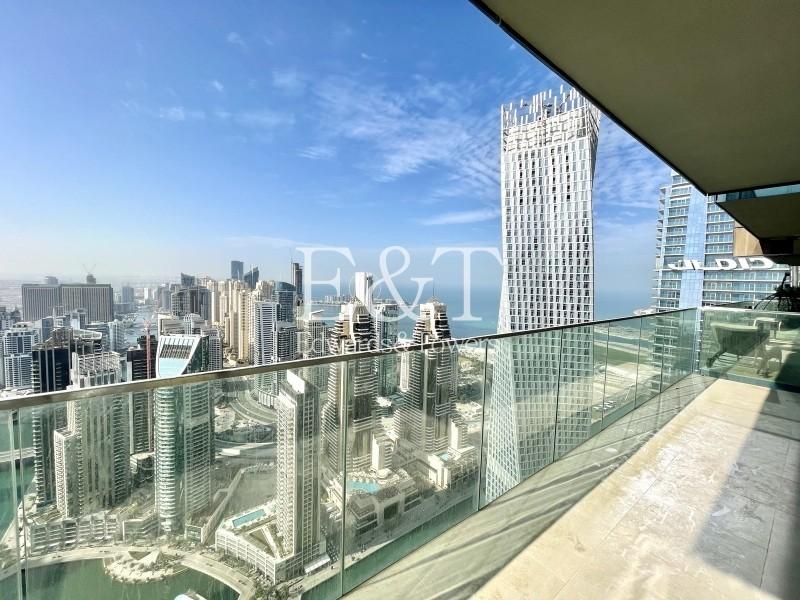 Best View of Marina and Sea | Corner Unit