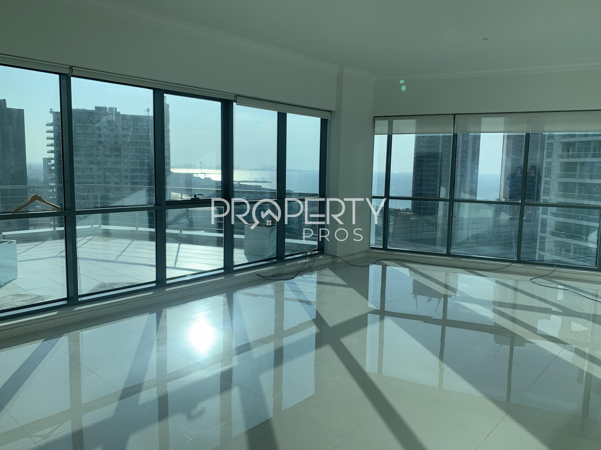 Sea and Marina View | Huge Layout | Private Terrace