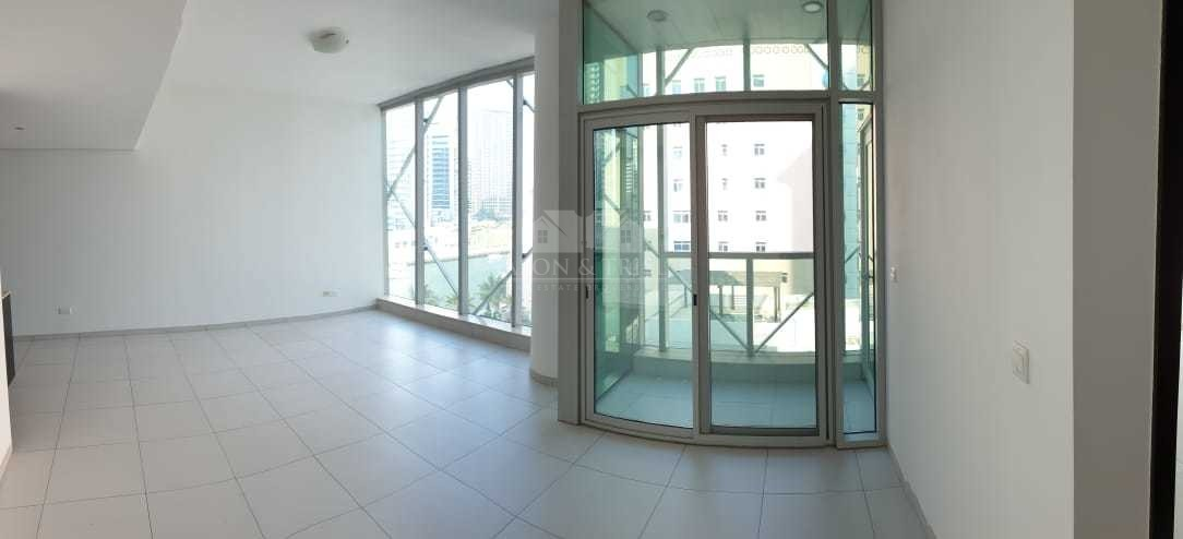 Large 1 Bed  l Unfurnished | Glass Walls l Partial View