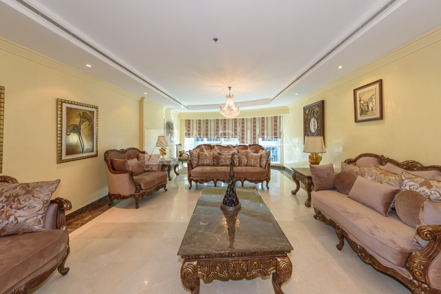 Spacious Layout | Fully Furnished | High Floor