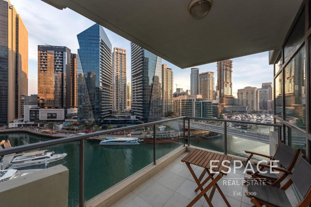 Exclusive | Three Bed | 360 Marina Views