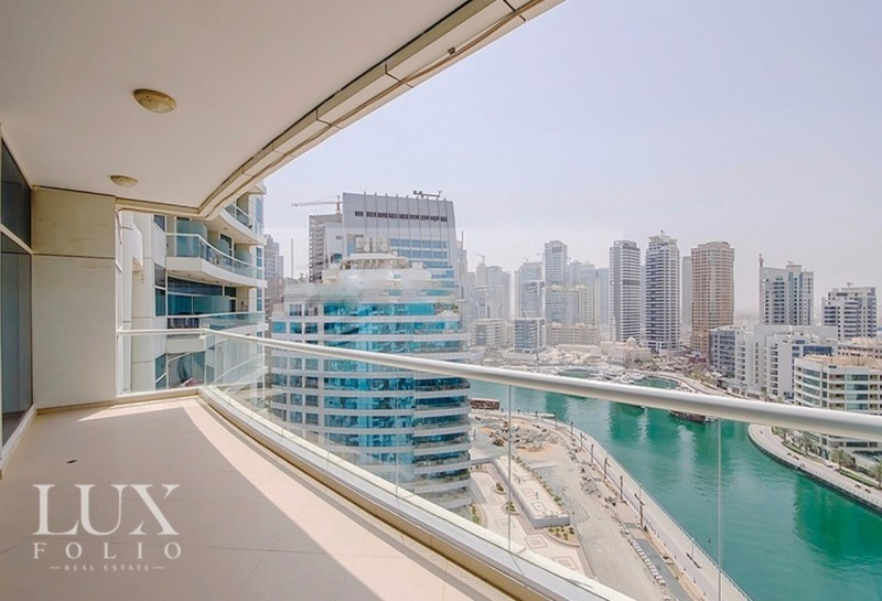 2 Parking Spaces | Marina View | Fully Furnished