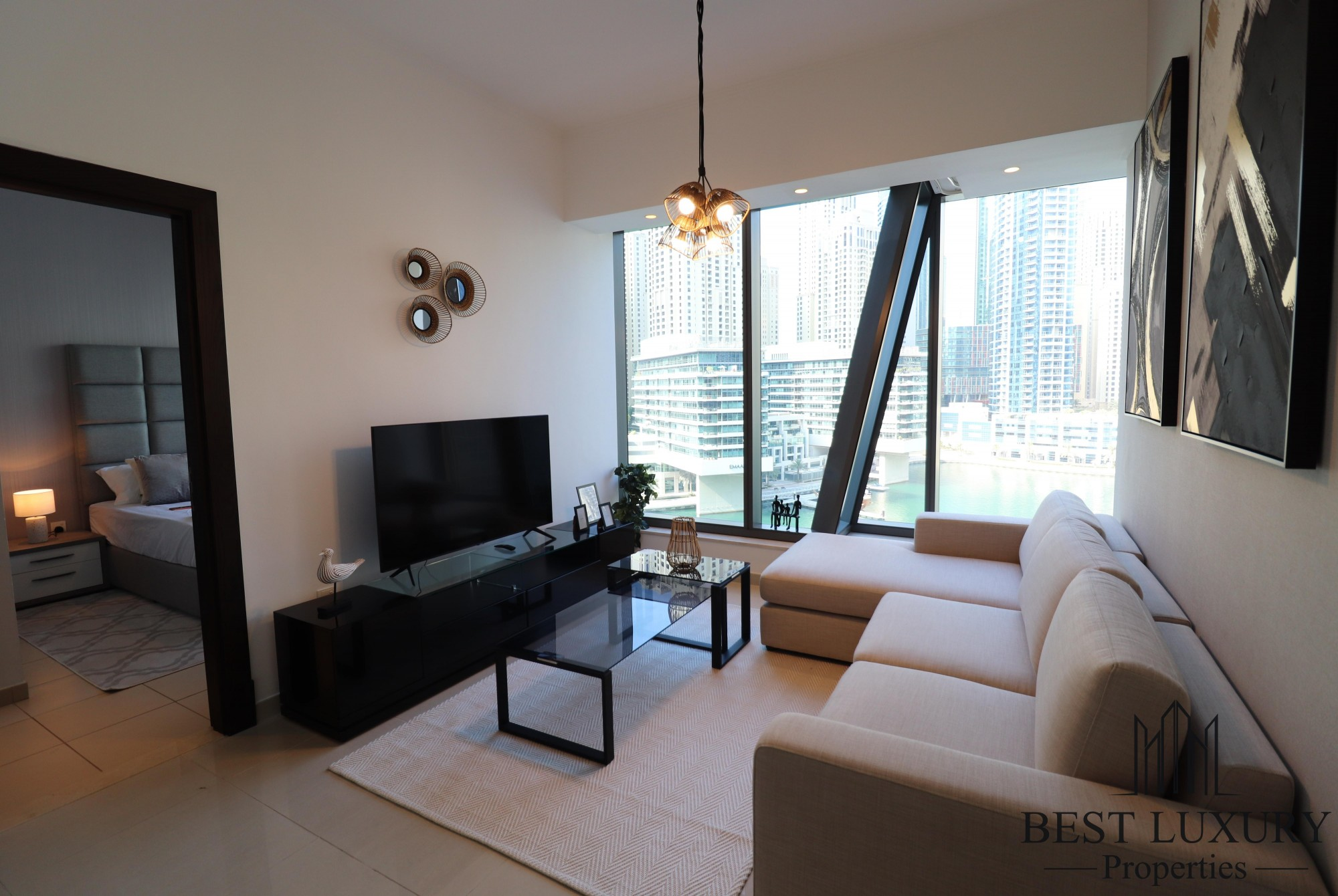 Upgraded interior I High End | Marina View