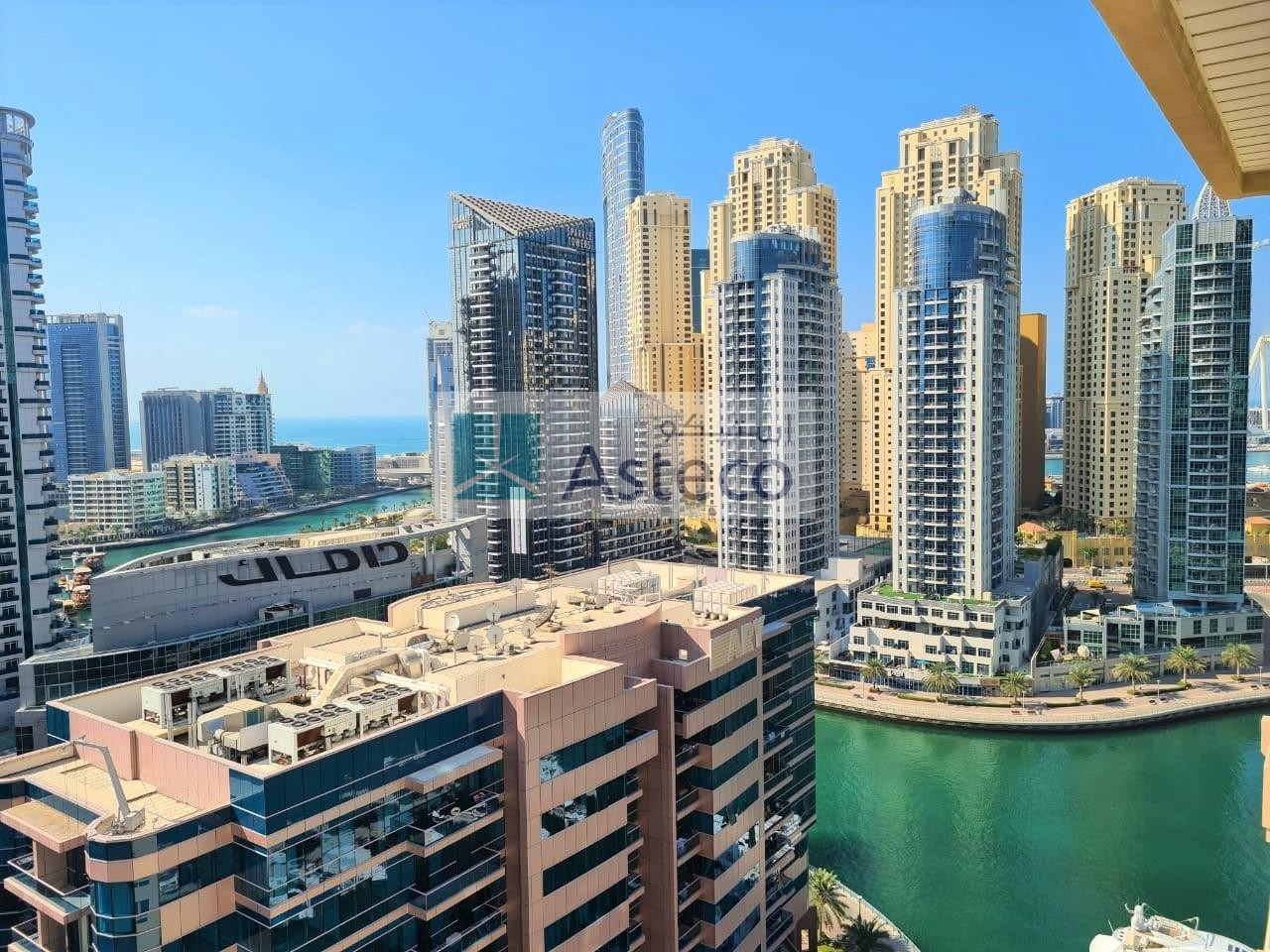 1 Month Free | High Floor | Marina View