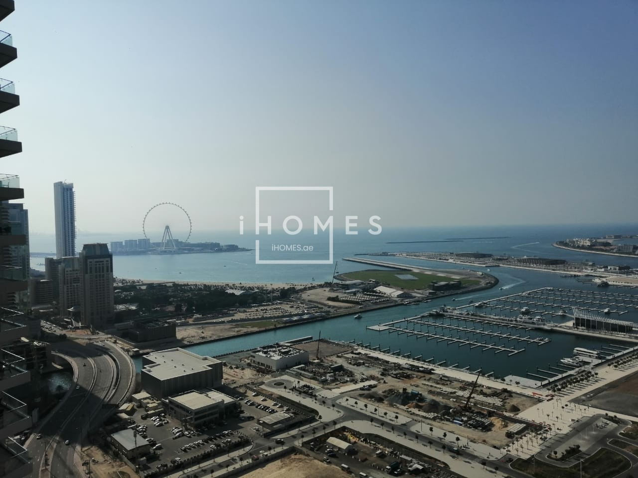 Panaromic Sea View  Upgrade 1BR   Fully Furnished
