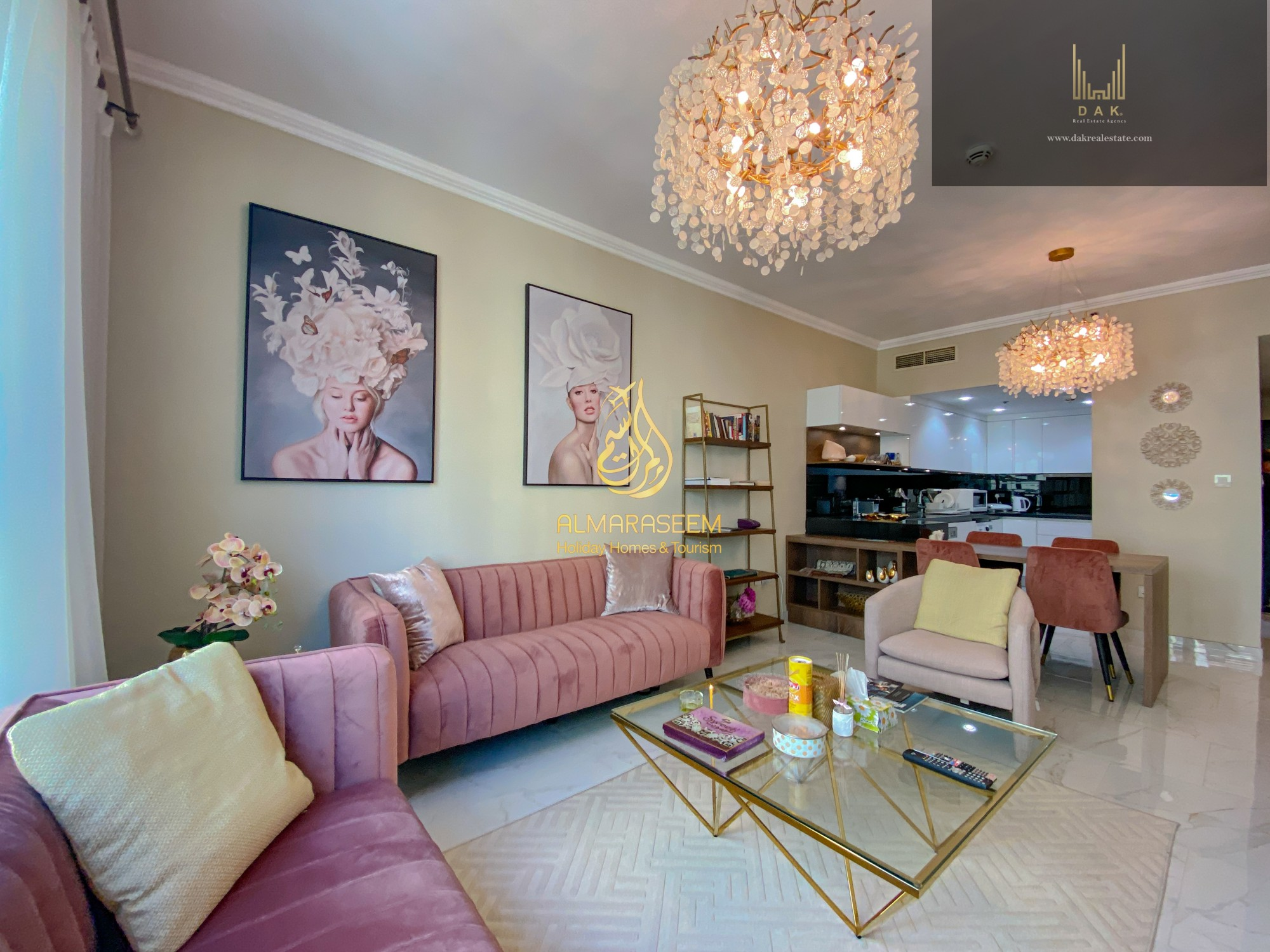 Dandy 1 Bedroom | Marina Quays West