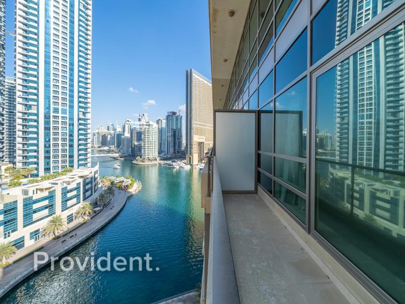 Waterfront Duplex | Full Marina View | Sea View