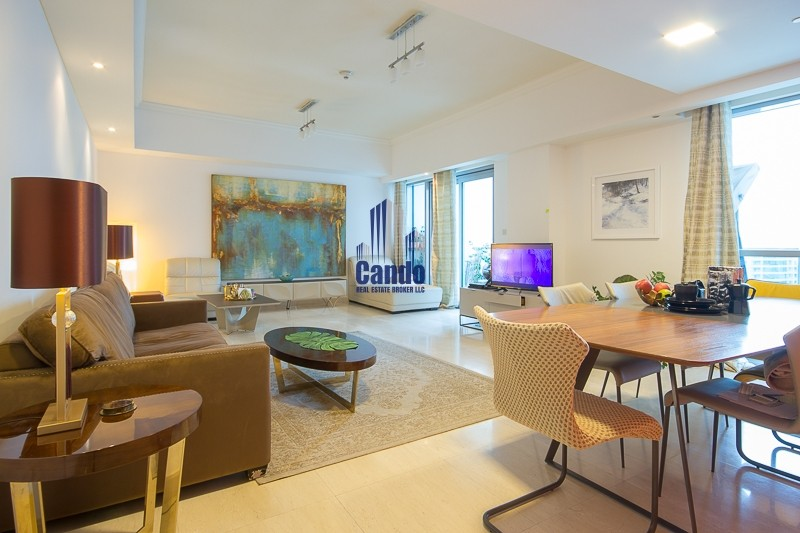 Magnificient 2 Bedroom Flat in The Jewels Tower 1