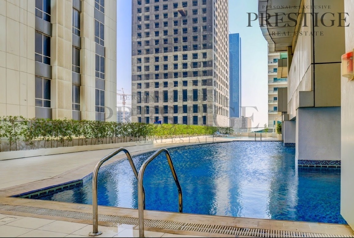 Beautiful Large 1 bedroom fully furnished Chiller free