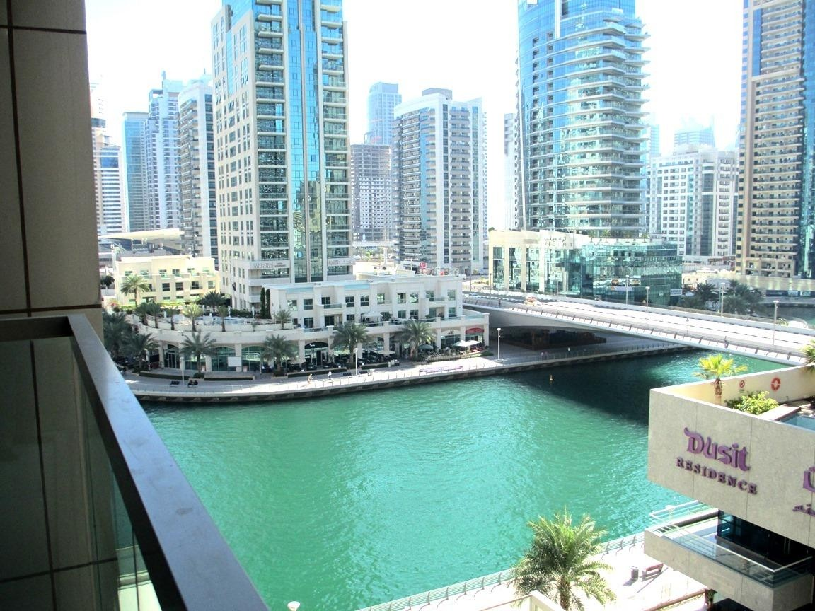 Part Marina View, Low Floors, 1 BR in NO. 9 Tower,,