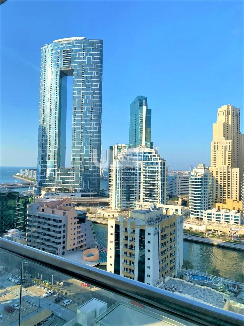 Nice Marina View | Furnished 2 Bedroom Apartment | Chiller Free