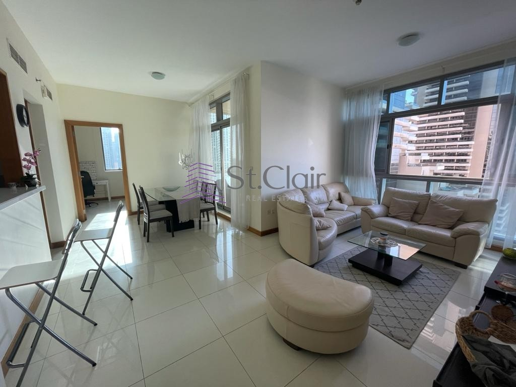 Amazing 2 Bedroom Apartment at Iris Blue Tower, Dubai Marina