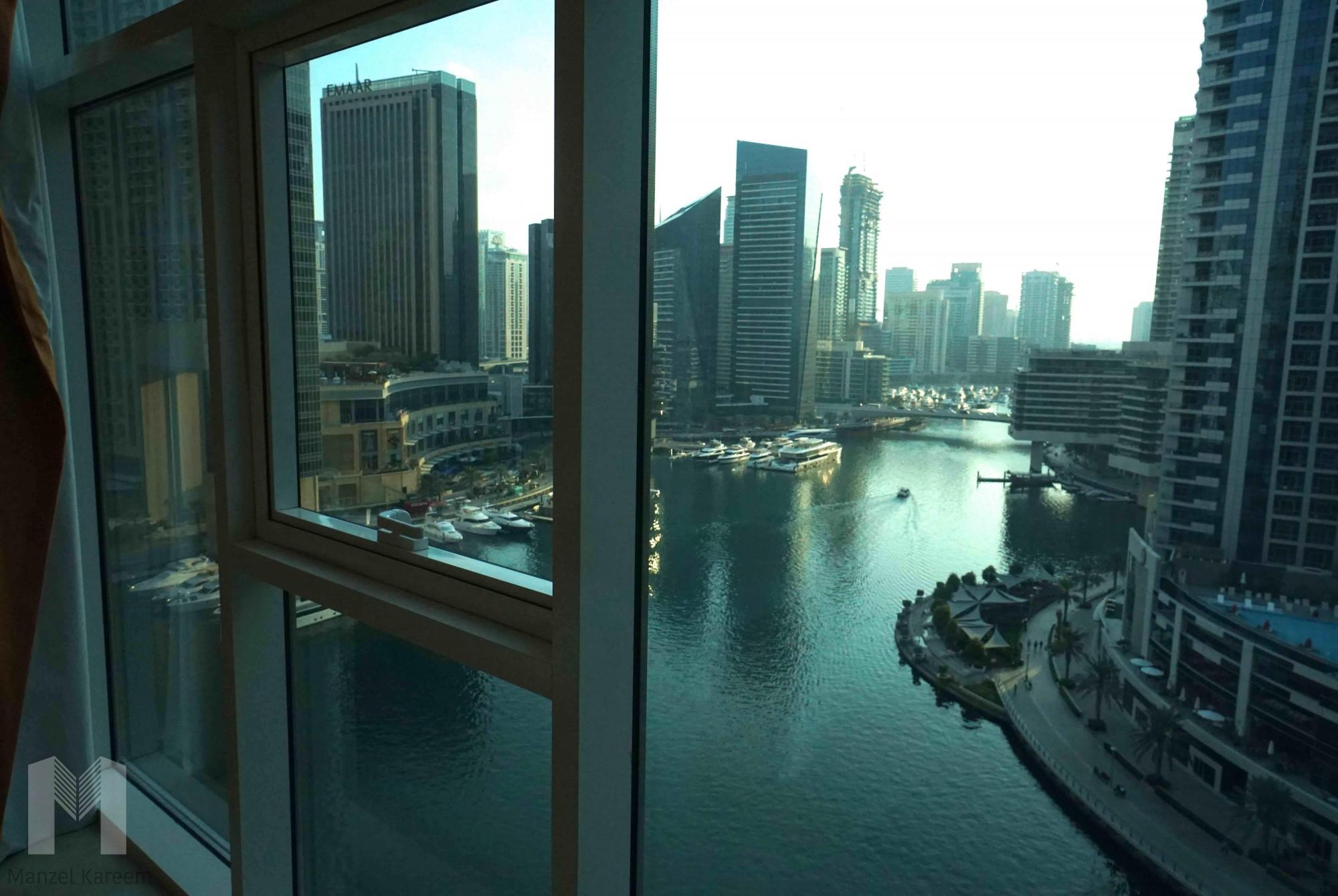 Full Floor 8 Units , Ready , Furnished ,Rented , in Dubai Marina