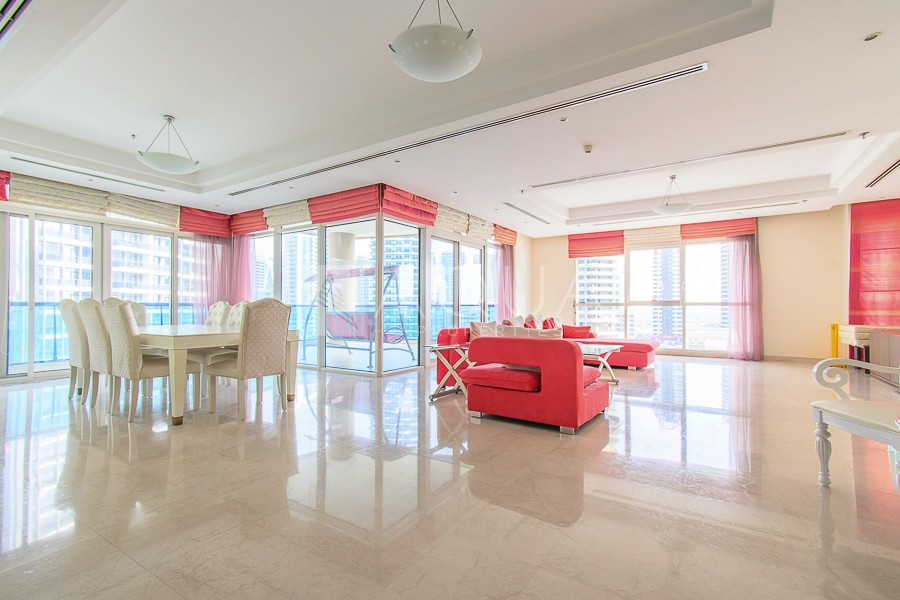 Luxury Living | Marina View | 2 Parking Slots